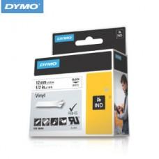 18444 DYMO- Vinyl 12mm Alb